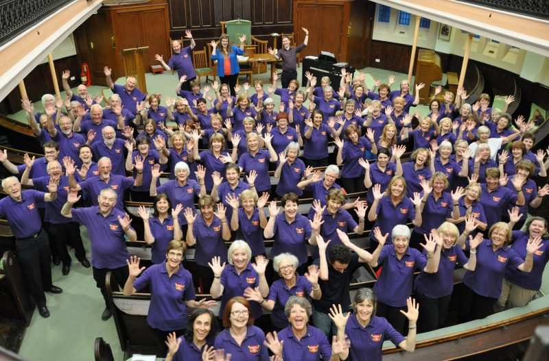 Join the Herts & Soul Community Choir