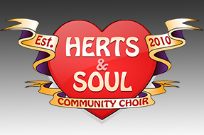 Here the Herts and Soul Community Choir Bishops Stortford